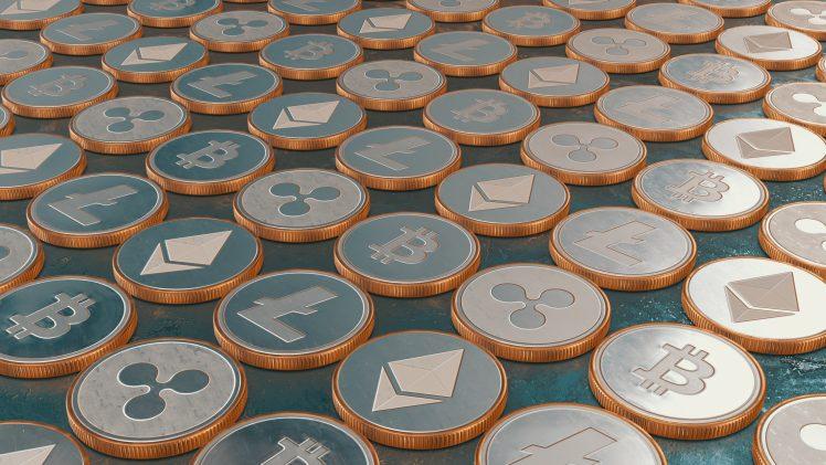 Bitcoin Seasaws Di Awal Minggu, Berakhir Lebih Tinggi