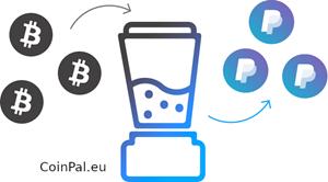 Bitcoin ke PayPal Exchange Layanan Transport Uang Keluar