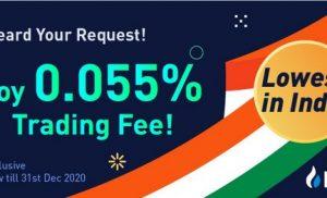 Huobi Global Mengumumkan Band Tarif Tarif Eksklusif dan Terendah untuk Pasar Perdagangan Crypto India