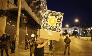 Pengunjukrasa Di Seluruh Dunia Menempatkan Harapan Mereka Ke dalam Cryptocurrency