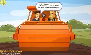 Legislasi Baru Mengancam Pertumbuhan Cryptocurrency di AS, Apakah Ini Upaya untuk Membersihkan Cara untuk Dolar Digital?