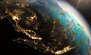 Asia Timur Mendominasi Aktivitas Kripto Onchain Dunia, Eropa dan Amerika Utara Mengikuti