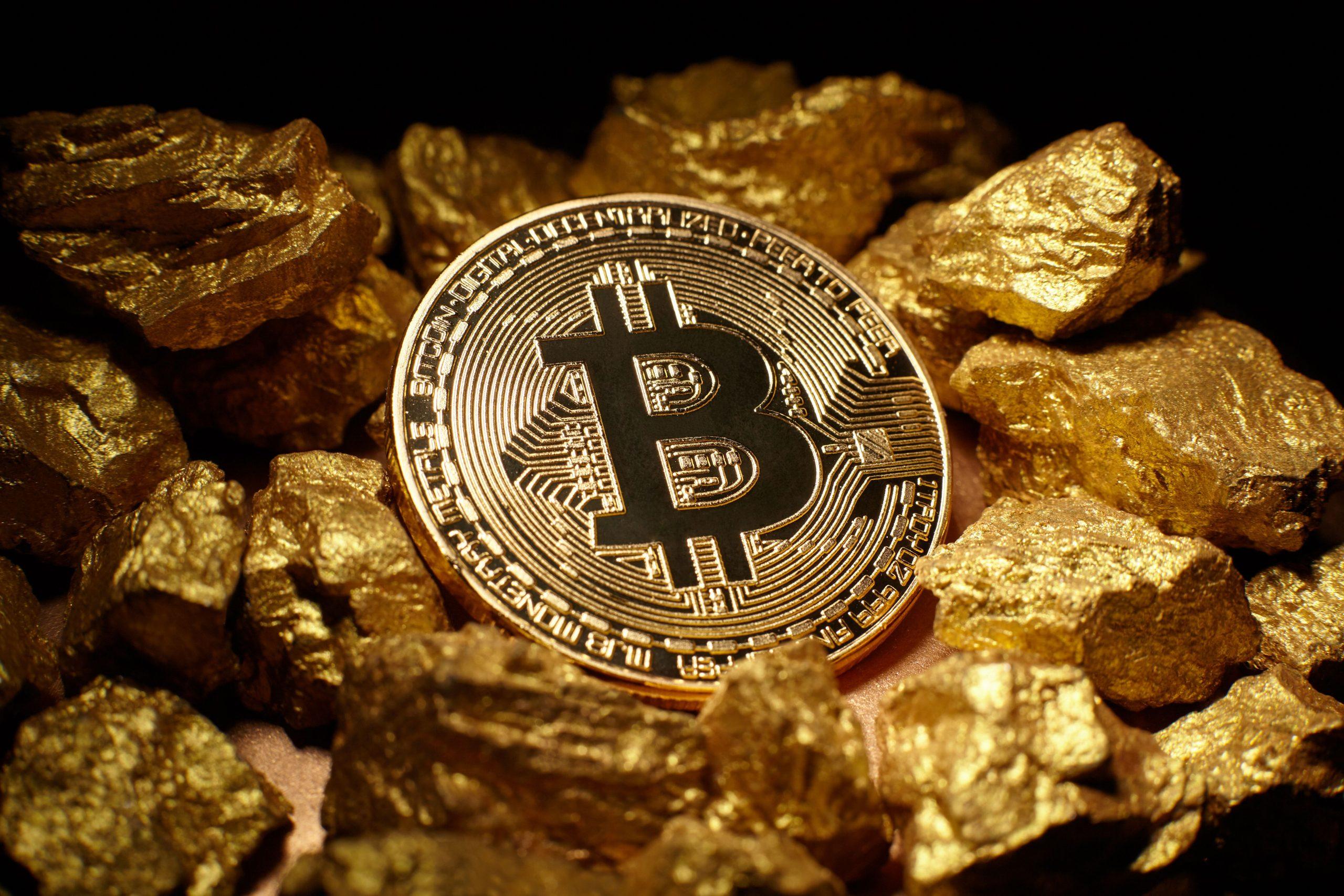 Bisakah cryptocurrency mencuri mahkota secure haven?