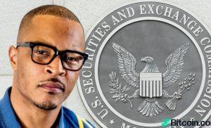Penipuan Cryptocurrency Rapper TI: Ditagih dan Denda $ 75. 000 oleh SEC