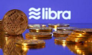 Cryptocurrency Libra Facebook menunjuk mantan eksekutif HSBC sebagai CFO device pembayaran