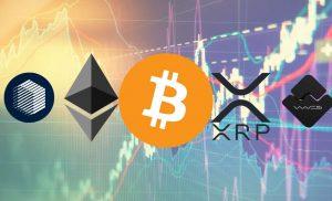 Analisis & Tinjauan Harga Crypto 16 Oktober: Bitcoin, Ethereum, Ripple, Waves, dan Ren