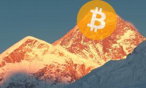 Bitcoin Menembus Baru 2020 Tertinggi Karena Total Kapitalisasi Pasar Diatas $ 400 Miliar (Amati Pasar)