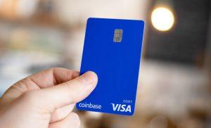 Coinbase meluncurkan kartu debit Visa cryptocurrency di AS