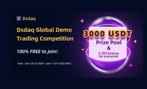 Crypto Collateral Trade Dsdaq Menyelenggarakan Kompetisi Perdagangan Demo World