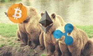 Perjuangan Bitcoin Berlanjut pada $ 300 Pada Penangguhan Penarikan OKEx (Amati Pasar)