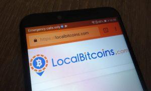 Pertukaran cryptocurrency P2P LocalBitcoins sekarang dilarang di Rusia