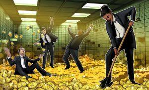 Lima bursa besar memiliki 10% dari seluruh pasokan Bitcoin